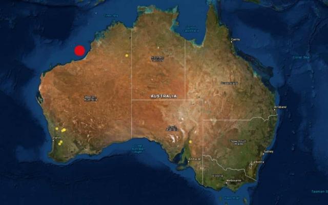 N19-07-14-WAustralianEarthquake